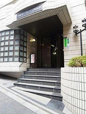 ベル・パークシティ西新宿_エントランス1