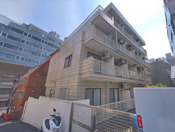 ベル・パークシティ西新宿外観