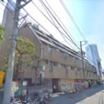新宿区西新宿4丁目の立地(外観)