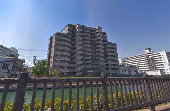 ザ・ウインベル仙台堀公園ガーデンウイング外観3
