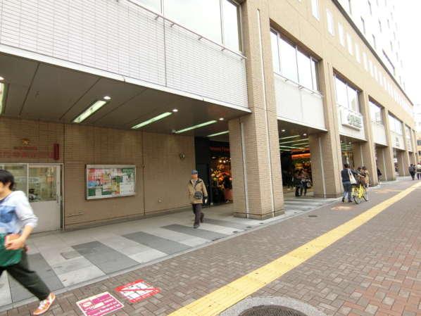 高円寺駅北口