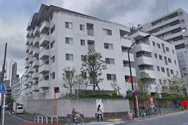 APAガーデンズ新宿戸山公園外観3