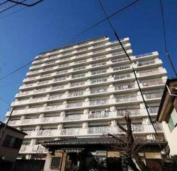井草サマリヤマンション外観5