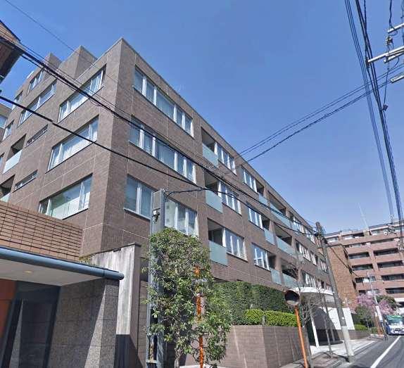 パークハウス赤坂新坂外観4