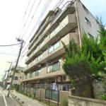 足立区綾瀬5丁目の場所(外観)