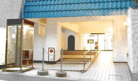 秀和麻布笄町レジデンスエントランス4