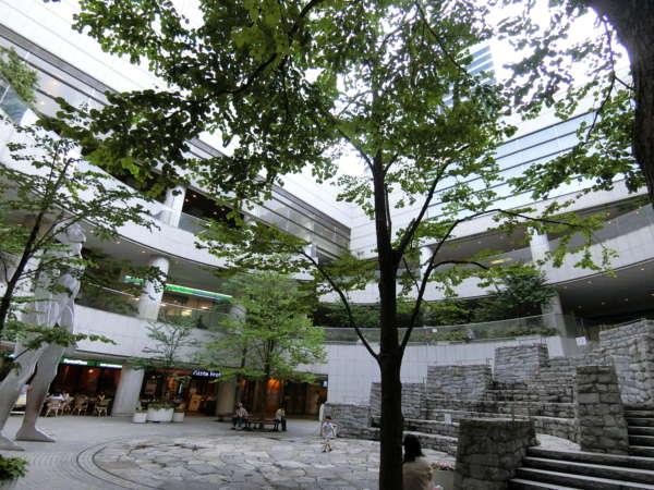クレベール西新宿アプローチ2-3