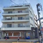 渋谷区上原2丁目の立地(外観)