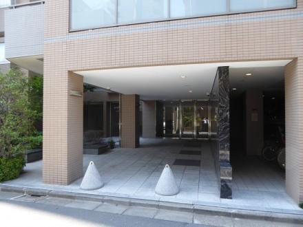 渋谷神山町レジデンス外観1