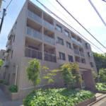 渋谷区代々木4丁目の所在地(外観)