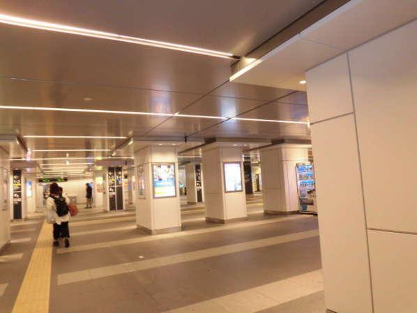 新小岩駅1