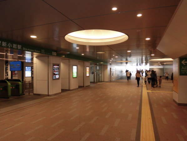 新小岩駅2