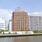 中央区日本橋中洲の住所(外観)