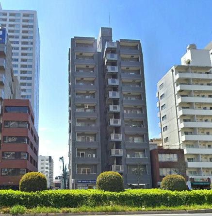 シティポート錦糸町Ⅱ外観1