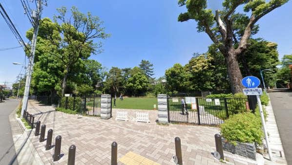 荻外荘公園1