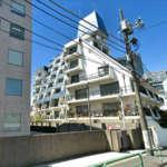 千代田区富士見1丁目の住所(外観)