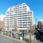 文京区目白台2丁目の場所(外観)