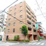 新宿区西早稲田1丁目の所在地(外観)