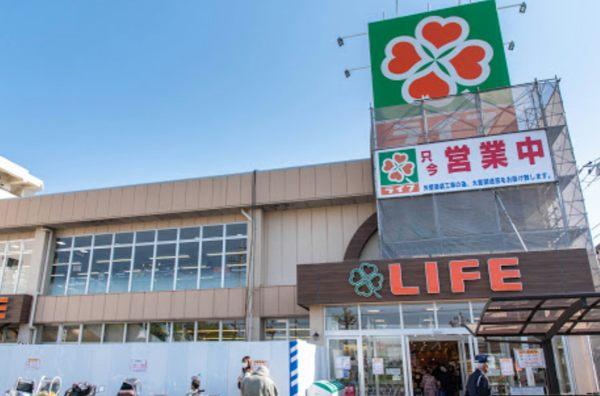 ライフ 東尾久店600