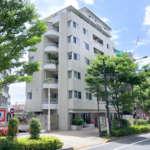 渋谷区代々木4丁目の住所(外観)