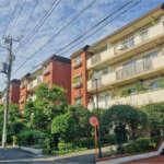 渋谷区上原3丁目の場所(外観)