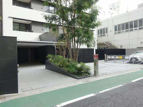 ディアナコート本郷弓町外観3
