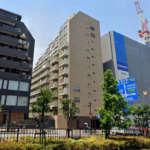 渋谷区本町3丁目のアドレス(外観)