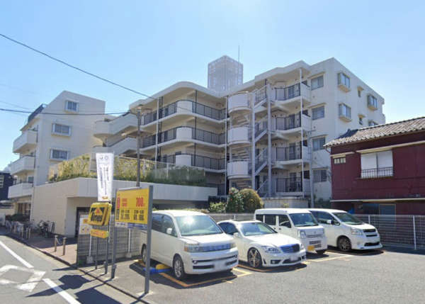 コスモ西新井外観2