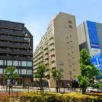 渋谷区本町3丁目の所在地(外観)