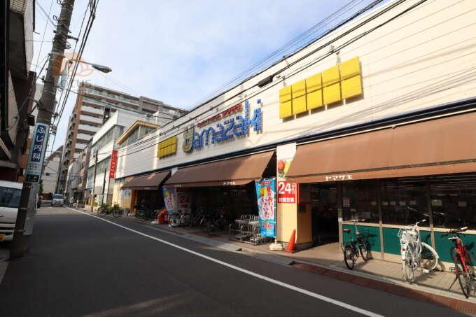 スーパーヤマザキ三筋店