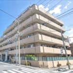 足立区西新井4丁目のロケーション(外観)