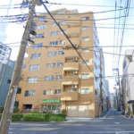 墨田区向島2丁目の場所(外観)