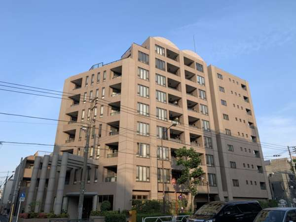 グリーンコーポ東高円寺外観3