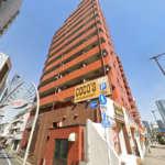 新宿区西新宿4丁目の所在地(外観)