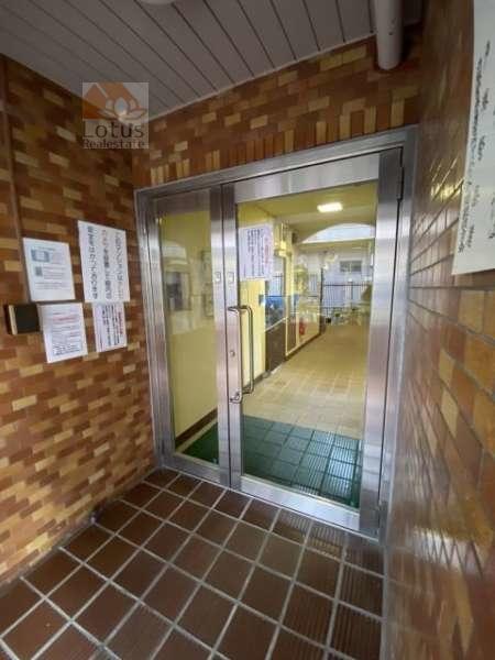 マンション高田馬場エントランス2
