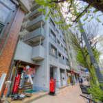 新宿区西新宿4丁目のアドレス(外観)