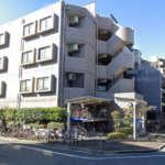 足立区綾瀬7丁目の場所(外観)