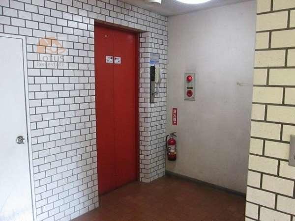 マイハウス荻窪エレベーター