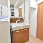 北砂四丁目住宅 2480万円 1421 洗面室