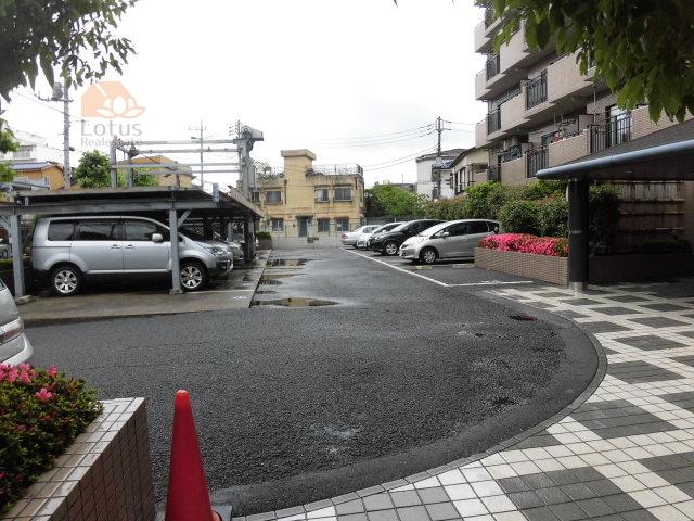 バームハイツ五反野外観 (6)