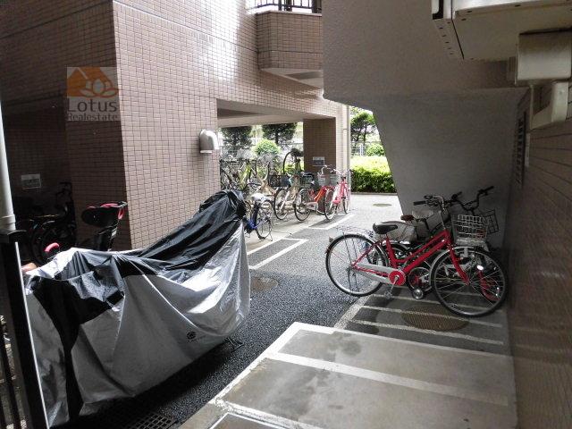 バームハイツ五反野外観 (1)