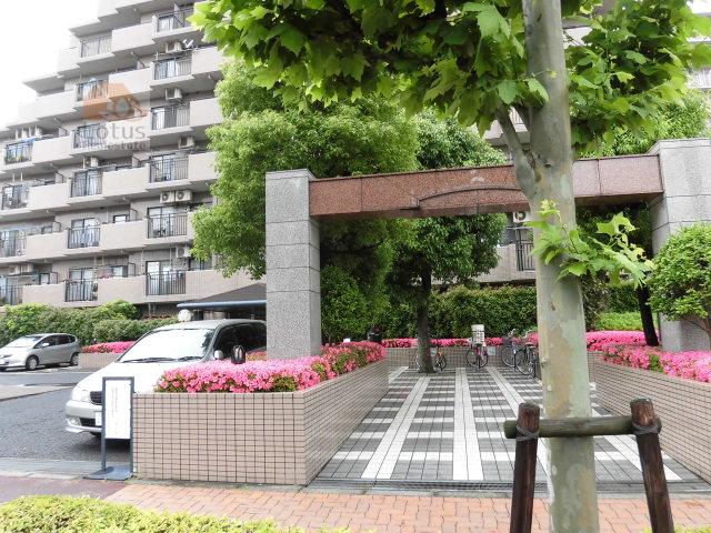 バームハイツ五反野外観 (4)