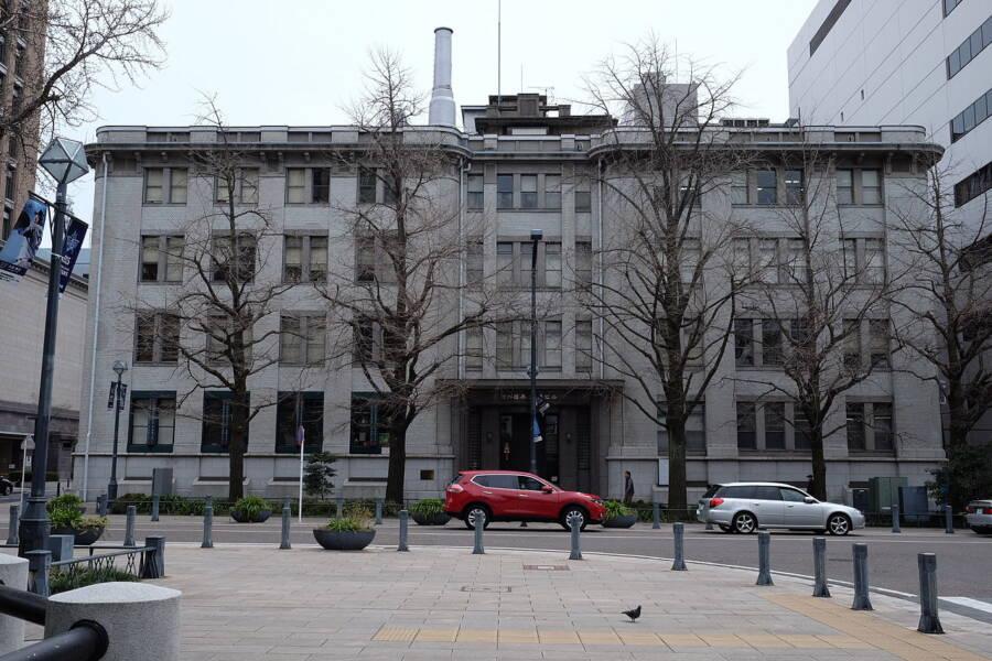 旧横浜三井物産ビル